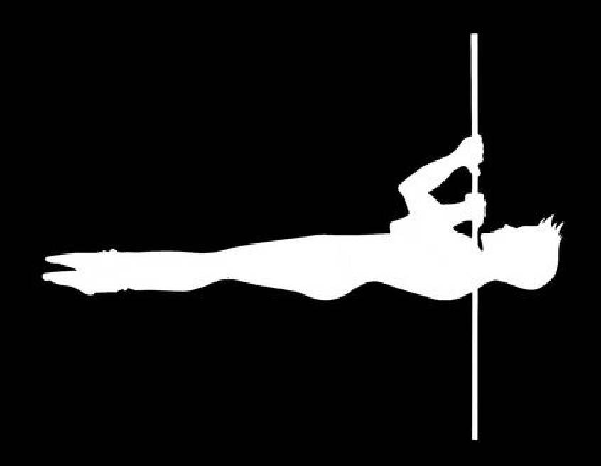 Black_man-pole-dance-è-un-elemento-a-spalla-siluetta-nera-scetched-su-una-priorità-bassa-bianca-illustrazione-